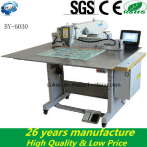 Brothe Embroidery Computerized Mitsubishi Industrial Pattern Template Sewing Machine pictures & photos