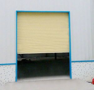 Galvanized Steel Roller Shutter/ Steel Roller Shutter Door pictures & photos