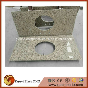 Natural Polished Quartz Vanity Tops pictures & photos