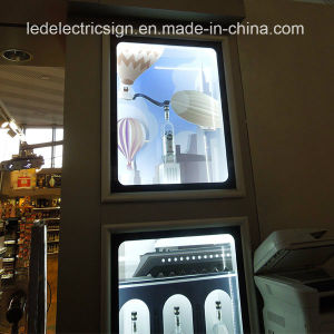 Factory Outlet Acrylic LED Lighted Sign Boxes pictures & photos