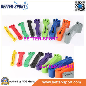 Customized Sport Exercise Loop Resistance Bands pictures & photos