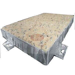 Really Stone Paint Constructive Aluminum Honeycomb Panel for Wall Decoration pictures & photos