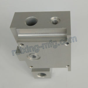 High Precision Aluminum Machining Block for Instruments and Meters Accessories pictures & photos