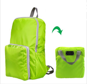 Foldable Traveling Backpack Bag for Sports and Hiking pictures & photos