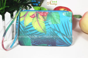 Beach Summer Fashion Clear PVC Beach Ladies Handbag Bags Set pictures & photos