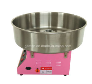 Pink Candy Floss Machine / Cotton Candy Maker (ET-MF03) pictures & photos