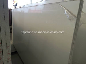 Engineered Stone Pure White Quartz for Countertop pictures & photos