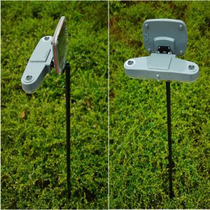 Solar Garden Light (Solar panel can be adjusted) pictures & photos