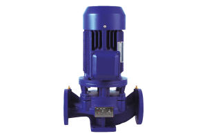 IRG IHG ISG Single Stage and Single Suction Vertical Pipeline Centrifugal Pump pictures & photos
