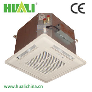 2 Tube 4 Way Cassette Type Ceiling Fan Coil Unit for HVAC System pictures & photos