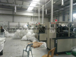 1800-2000PCS/H Pet Soybean Square Bottle Blowing Mold Machine Witch Ce pictures & photos