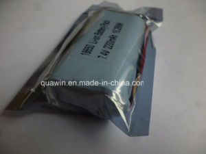 7.4V 2200mAh 18650 Lithium Battery Pack pictures & photos