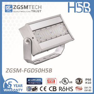 50W Philips LED Outdoor Flood Light with Ce Rohrs 5 Years Warranty pictures & photos