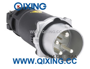 Commando 4p 400V Aluminium Alloy Outdoor Industrial Plug pictures & photos