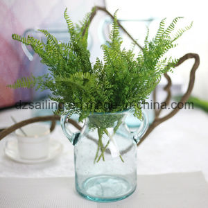 Widely Used Artificial Fern Leaves Flower for Home Decor (SF15658A-1)