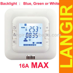 Programmable Thermostat with High Quality (HT01) , Room Thermostat pictures & photos