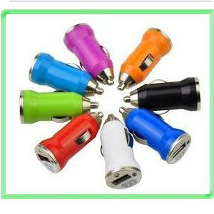 Hot Sale Mini Car Charger Mobile Charger with High Capacity