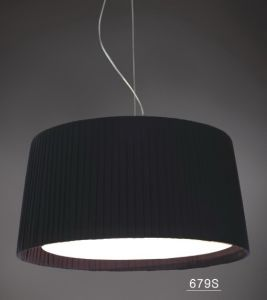 Modern Decorative Fabric Shade Pendant Lamps (KA679S) pictures & photos