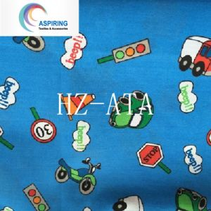 80%Polyester 20%Cotton 45X45 110X76 Tc Pringted Fabric pictures & photos