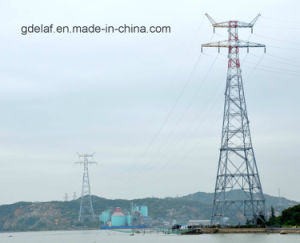 220kv Transmission Tubular Tower