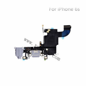 Charging Port Flex for iPhone 6s Dock Charger Connector Flex Cable pictures & photos