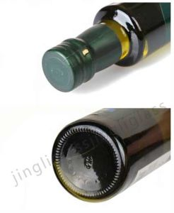 Round Shape Olive Oil Bottle with Cap and Bottom pictures & photos