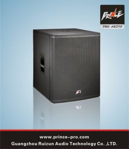 PRO Audio Subwoofer for Showing and Stage pictures & photos