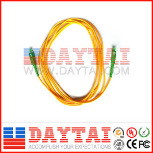 AMP UTP Optical Patch Cord Sc/APC Fiber Optic Patch Cord pictures & photos