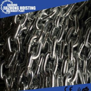 Hot Sale European Standard 10mm Galvanized Short Link Chain pictures & photos