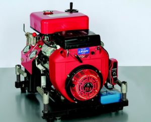 Fire Fighting Pump with Lifan Gasoline Engine pictures & photos