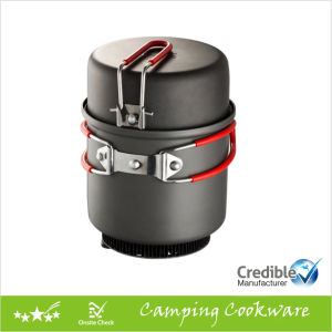 Energy Saving Camping Cookware Set pictures & photos