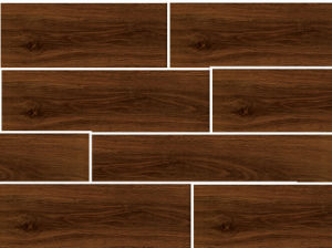 150*600mm Rustic Wooden Floor Tile (RL6G015)