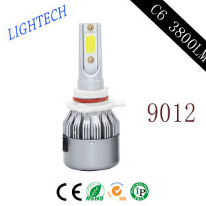 High Quality Auto LED Light C6 H4 H7 H1 for Car LED Headlight pictures & photos