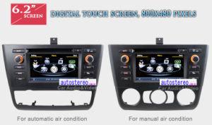 6.2′′ Car Stereo GPS Satnav Headunit Multimedia for BMW 1 Series E81 E82 E83 E88
