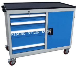 Double Layer Hand Tool Trolley pictures & photos