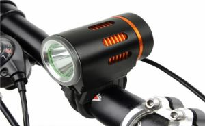 Outdoor High Quality Powered 1* Xm-L T6/L2 LED Range Adjusteable Rechargeable Bycicle/Bike LED Light pictures & photos