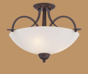 Antique Semi Flush/Ceiling Lamp (1973RBZ)