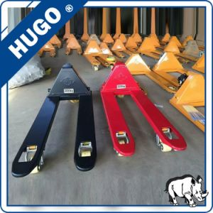 Hydraulic Hand Pallet Truck, High Lift Pallet Jack pictures & photos