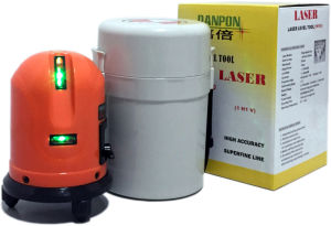 Danpon Green Laser Levels Two Beams Vh620g Cross Lines Available with Receiver pictures & photos
