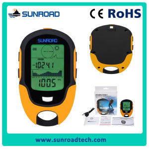 Useful and Portable Plastic Mini Compass with Wholesale Price (FR500)