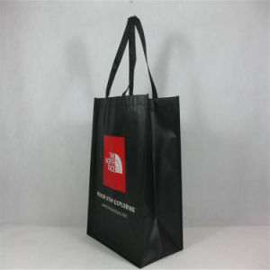 Non Woven Promo Bag, with Custom Design/Size and Logo Imprint (MECO135) pictures & photos
