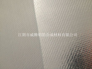 Aluminum Foil Fiberglass Backing pictures & photos
