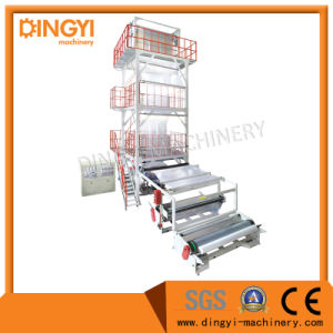 High Speed LDPE Film Blowing Machine pictures & photos