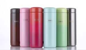 Stainless Steel Double Wall Vacuum Mug Travel Water Bottle SVC-200c pictures & photos