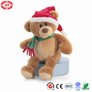 Sittting Plush Bear Lovely Cute Toy Xmas Gift Teddy pictures & photos