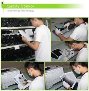 Factory Direct Sale 53A Compatible Black Toner Cartridge Q7553A Toner for HP Laserjet Printer pictures & photos