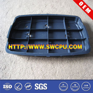 Customized Seperated Waterproof Plastic Tray Platform (SWCPU-P-T446) pictures & photos