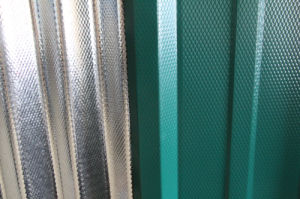630 Villa Color Steel Building Materials Roofing Tiles