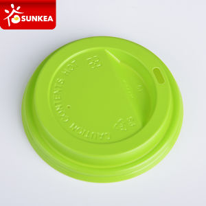 Multi Color Paper Coffee Cup Plastic Lid pictures & photos