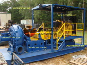 12/10 St-Ah Heavy Duty Horizontal Slurry Pump pictures & photos